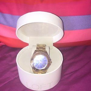 Ann Taylor Loft watch - needs batteries